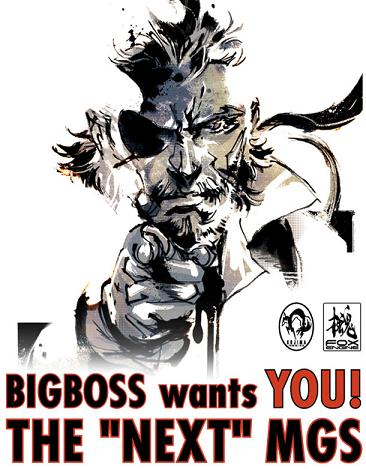 Big Boss wants you