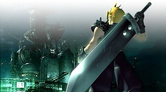 Final Fantasy VII Cloud Midgar