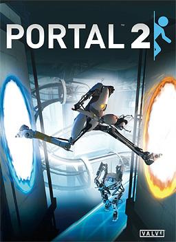 Portal 2 Boxart