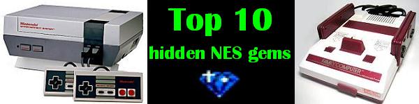 Top 10 Hidden NES Gems
