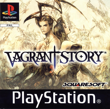 Vagrant Story box art