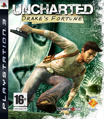 Uncharted Cover