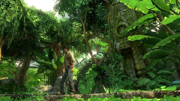 Uncharted Jungle