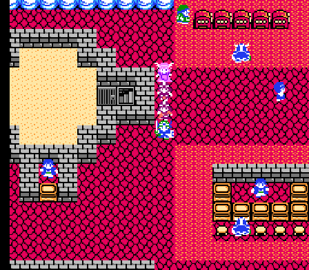 Dragon Quest IV Casino
