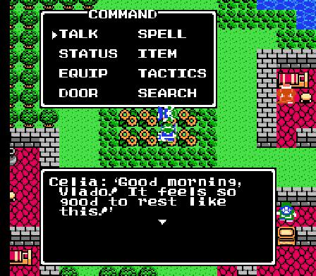 Dragon Quest IV Celia