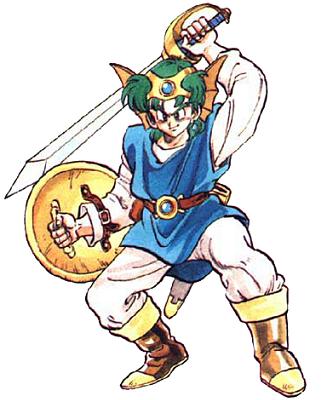 Dragon Quest IV Hero