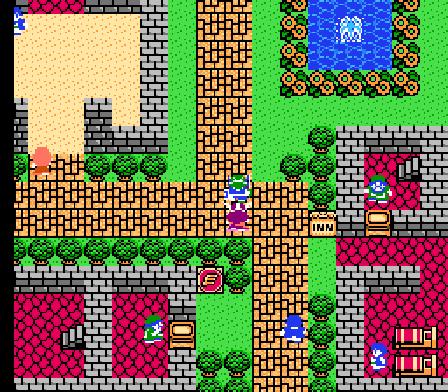 Dragon Quest IV Town