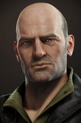 Uncharted 3 Charlie