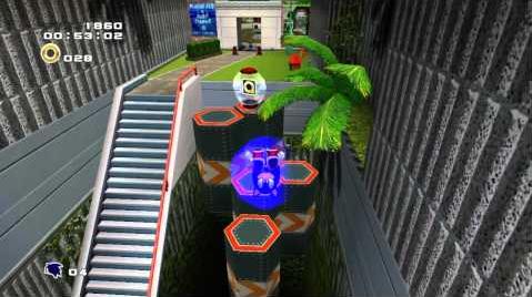 Sonic Adventure 2 City Escape