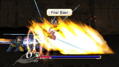 Valkyrie Profile Final Blast