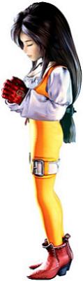 Final Fantasy IX Garnet