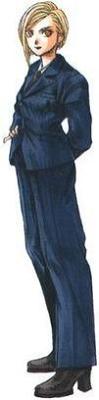 Final Fantasy VII Elena