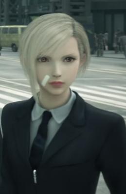 Final Fantasy VII Elena CG