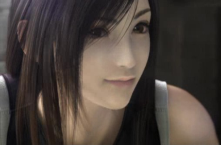 Final Fantasy VII Tifa Face