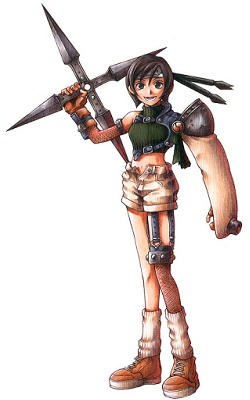 Final Fantasy VII Yuffie