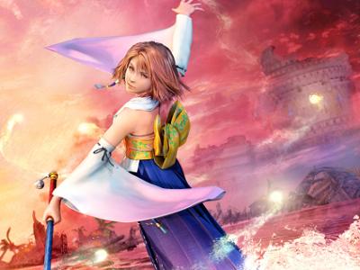 Final Fantasy X Yuna